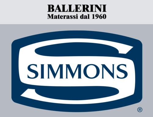 Il materasso Simmons a Como