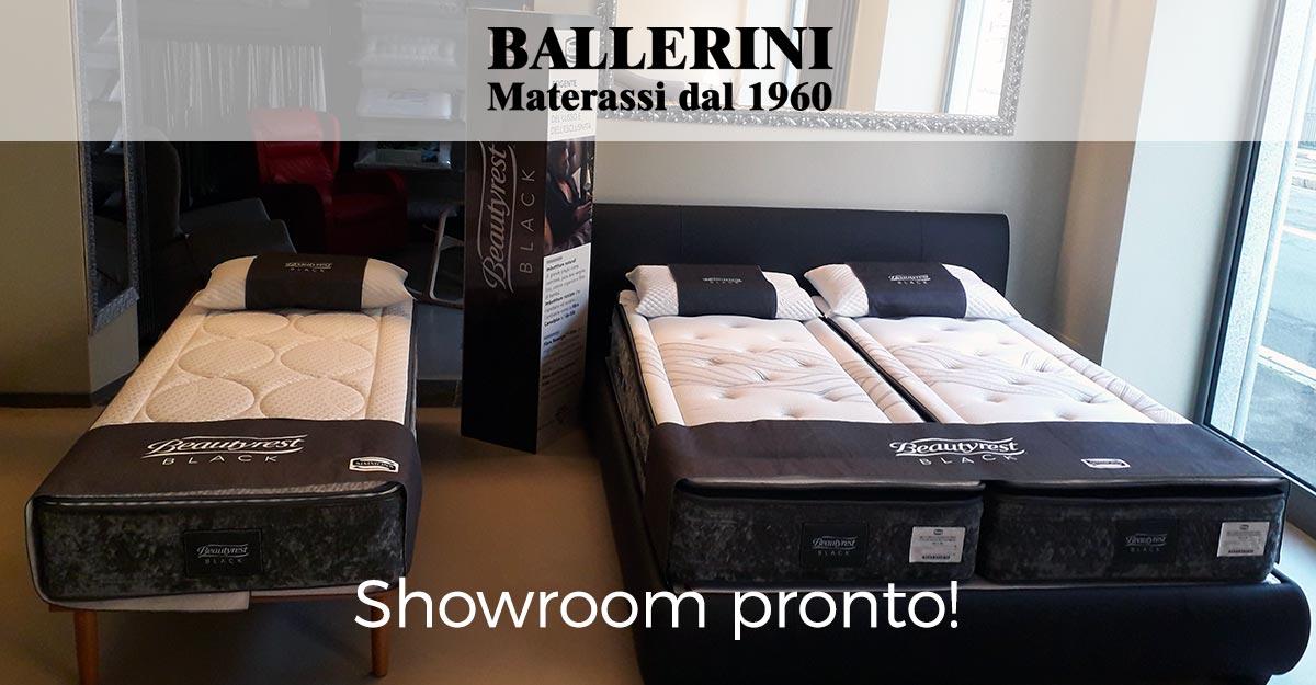 showroom ballerini materassi como parcheggio privato